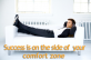 Success is on the other side of your comfort zone